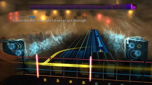 "Скриншот №5 к Rocksmith® 2014 Edition – Remastered – Daughtry - ""Over You"""