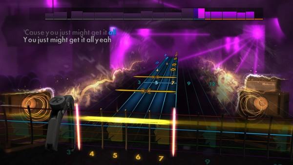 "Скриншот №2 к Rocksmith® 2014 Edition – Remastered – Daughtry - ""Home"""