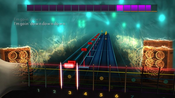 Скриншот №2 к Rocksmith® 2014 Edition – Remastered – Blues Song Pack III