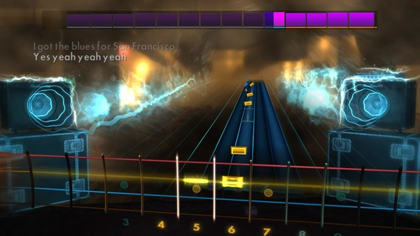 Скриншот №3 к Rocksmith® 2014 Edition – Remastered – Blues Song Pack III