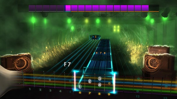 "Скриншот №1 к Rocksmith® 2014 Edition – Remastered – Shuggie Otis - ""Bootie Cooler"""