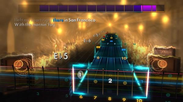 "Скриншот №2 к Rocksmith® 2014 Edition – Remastered – John Lee Hooker - ""San Francisco"""