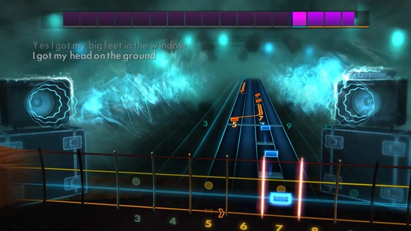"Скриншот №4 к Rocksmith® 2014 Edition – Remastered – Freddie King - ""Going Down"""