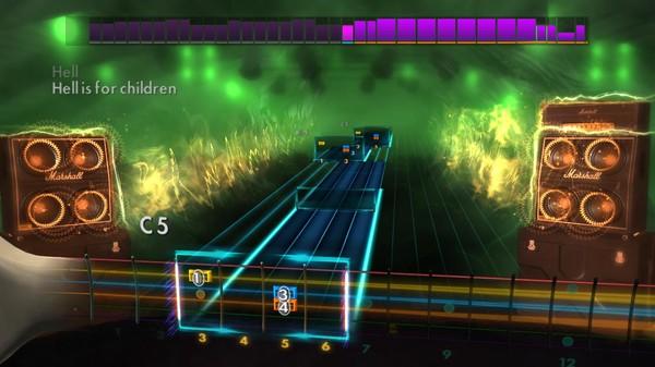Скриншот №3 к Rocksmith® 2014 Edition – Remastered – Pat Benatar Song Pack