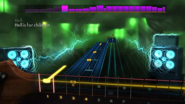 Скриншот №4 к Rocksmith® 2014 Edition – Remastered – Pat Benatar Song Pack