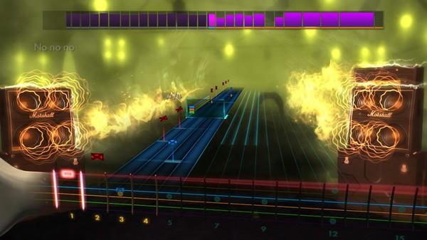Скриншот №1 к Rocksmith® 2014 Edition – Remastered – Pat Benatar Song Pack