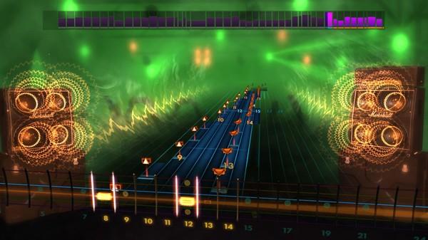 "Скриншот №1 к Rocksmith® 2014 Edition – Remastered – Pat Benatar - ""Hell is for Children"""