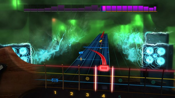 "Скриншот №4 к Rocksmith® 2014 Edition – Remastered – Pat Benatar - ""Hell is for Children"""