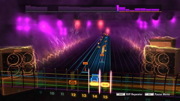 "Скриншот №3 к Rocksmith® 2014 Edition – Remastered – Weezer - ""Perfect Situation"""
