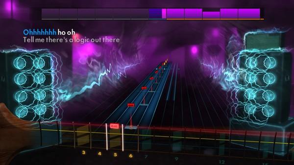 "Скриншот №5 к Rocksmith® 2014 Edition – Remastered – Weezer - ""Perfect Situation"""