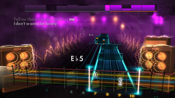 "Скриншот №1 к Rocksmith® 2014 Edition – Remastered – Weezer - ""Perfect Situation"""