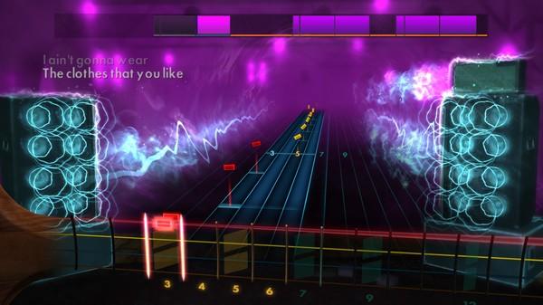 "Скриншот №5 к Rocksmith® 2014 Edition – Remastered – Weezer - ""Pork and Beans"""