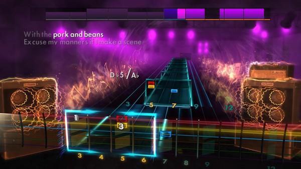 "Скриншот №3 к Rocksmith® 2014 Edition – Remastered – Weezer - ""Pork and Beans"""