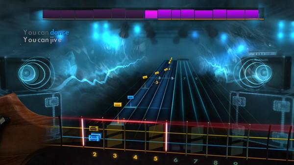 Скриншот №1 к Rocksmith® 2014 Edition – Remastered – ABBA Song Pack