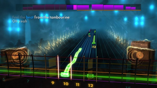 Скриншот №2 к Rocksmith® 2014 Edition – Remastered – ABBA Song Pack
