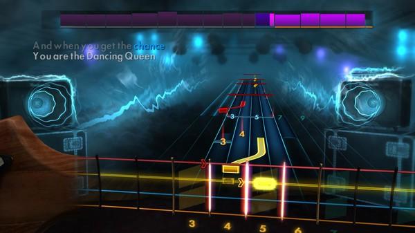 "Скриншот №3 к Rocksmith® 2014 Edition – Remastered – ABBA - ""Dancing Queen"""