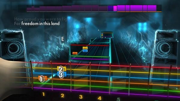 "Скриншот №2 к Rocksmith® 2014 Edition – Remastered – ABBA - ""Fernando"""