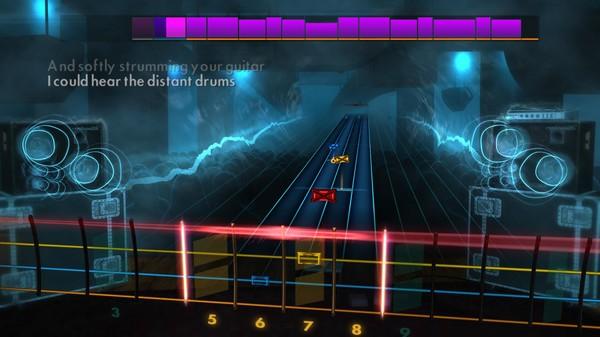 "Скриншот №5 к Rocksmith® 2014 Edition – Remastered – ABBA - ""Fernando"""