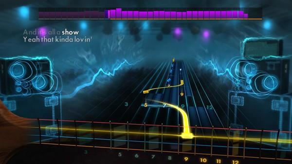 "Скриншот №5 к Rocksmith® 2014 Edition – Remastered – Aerosmith - ""Crazy"""