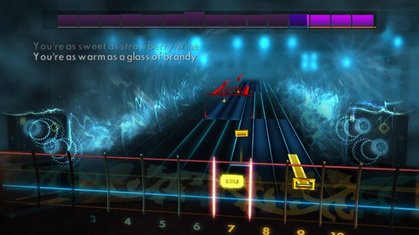 "Скриншот №3 к Rocksmith® 2014 Edition – Remastered – Chris Stapleton - ""Tennessee Whiskey"""