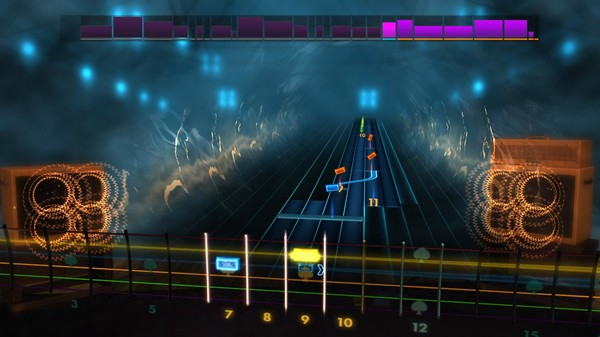 "Скриншот №4 к Rocksmith® 2014 Edition – Remastered – Chris Stapleton - ""Tennessee Whiskey"""