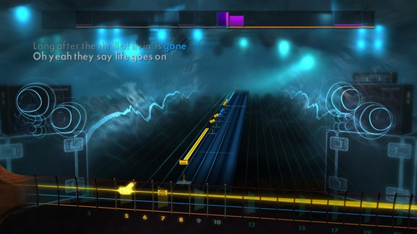 Скриншот №2 к Rocksmith® 2014 Edition – Remastered – John Mellencamp Song Pack
