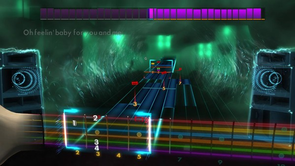 Скриншот №4 к Rocksmith® 2014 Edition – Remastered – John Mellencamp Song Pack