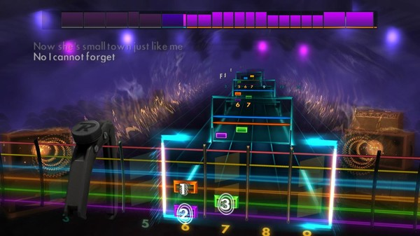 Скриншот №5 к Rocksmith® 2014 Edition – Remastered – John Mellencamp Song Pack