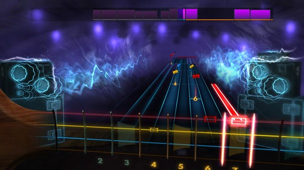 "Скриншот №4 к Rocksmith® 2014 Edition – Remastered – John Mellencamp - ""Small Town"""