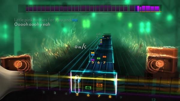"Скриншот №2 к Rocksmith® 2014 Edition – Remastered – John Mellencamp - ""Pink Houses"""