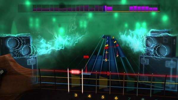 "Скриншот №5 к Rocksmith® 2014 Edition – Remastered – John Mellencamp - ""Pink Houses"""