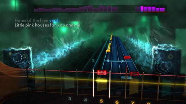 "Скриншот №1 к Rocksmith® 2014 Edition – Remastered – John Mellencamp - ""Pink Houses"""