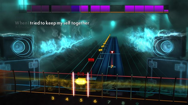 "Скриншот №5 к Rocksmith® 2014 Edition – Remastered – HAIM - ""The Wire"""