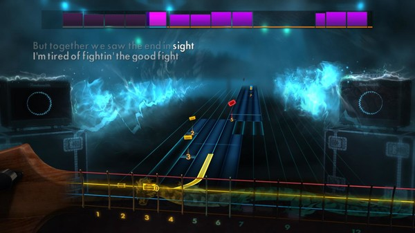 "Скриншот №4 к Rocksmith® 2014 Edition – Remastered – HAIM - ""Forever"""