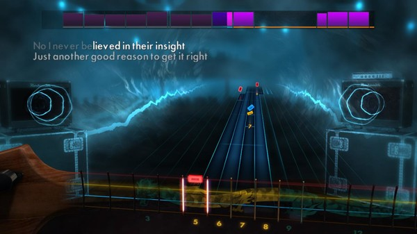 "Скриншот №5 к Rocksmith® 2014 Edition – Remastered – HAIM - ""Forever"""