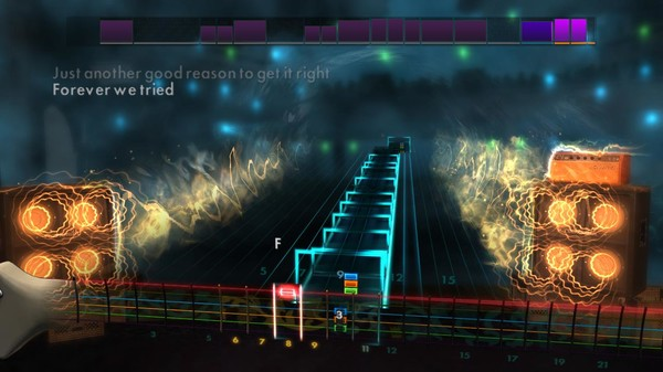 "Скриншот №2 к Rocksmith® 2014 Edition – Remastered – HAIM - ""Forever"""