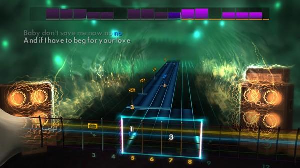 "Скриншот №3 к Rocksmith® 2014 Edition – Remastered – HAIM - ""Dont Save Me"""