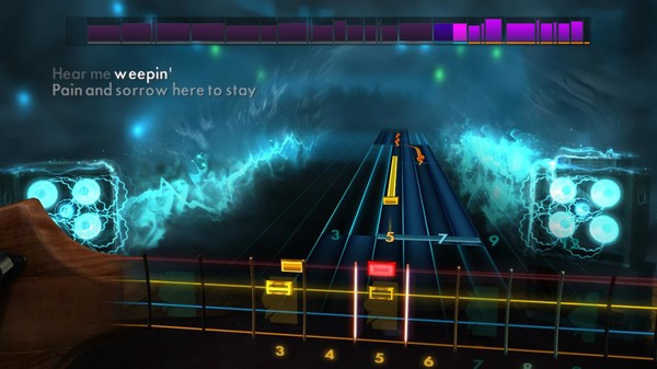 Скриншот №1 к Rocksmith® 2014 Edition – Remastered – Great White Song Pack