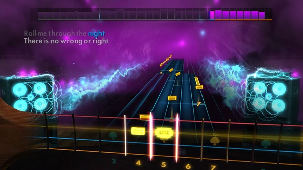 Скриншот №5 к Rocksmith® 2014 Edition – Remastered – Great White Song Pack
