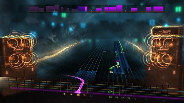 Скриншот №2 к Rocksmith® 2014 Edition – Remastered – Great White Song Pack