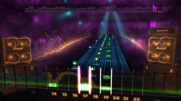 "Скриншот №1 к Rocksmith® 2014 Edition – Remastered – Great White - ""Rock Me"""