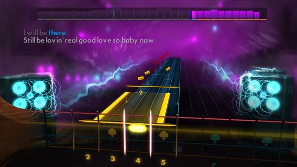 "Скриншот №4 к Rocksmith® 2014 Edition – Remastered – Great White - ""Rock Me"""