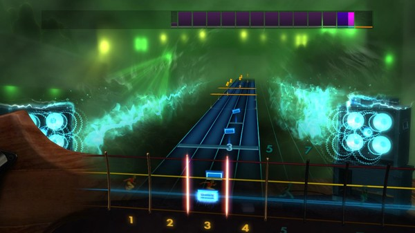 "Скриншот №4 к Rocksmith® 2014 Edition – Remastered – Great White - ""Once Bitten Twice Shy"""