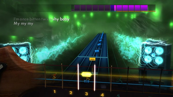"Скриншот №5 к Rocksmith® 2014 Edition – Remastered – Great White - ""Once Bitten Twice Shy"""
