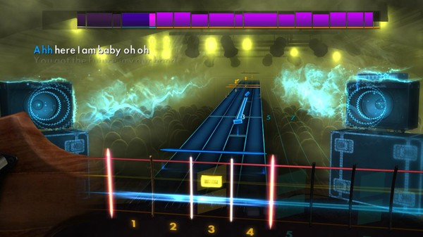 Скриншот №1 к Rocksmith® 2014 Edition – Remastered – Stevie Wonder Song Pack