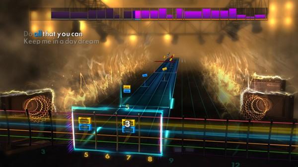 Скриншот №3 к Rocksmith® 2014 Edition – Remastered – Stevie Wonder Song Pack