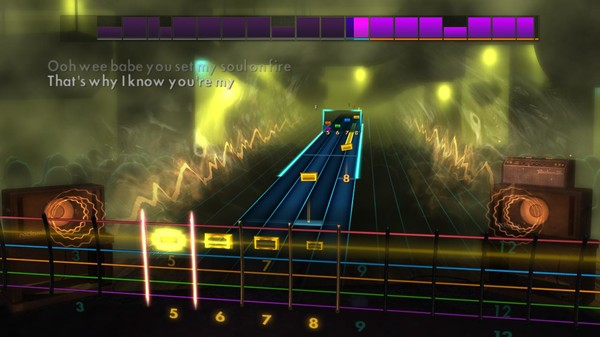 "Скриншот №2 к Rocksmith® 2014 Edition – Remastered – Stevie Wonder - ""Signed Sealed Delivered Im Yours"""
