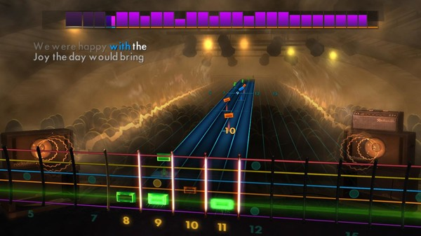 "Скриншот №1 к Rocksmith® 2014 Edition – Remastered – Stevie Wonder - ""I Wish"""