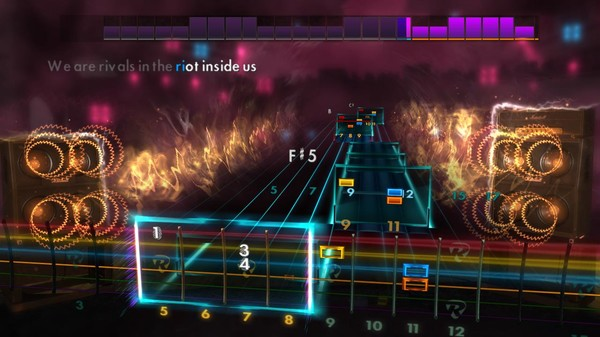 """Скриншот №2 к Rocksmith® 2014 Edition – Remastered – Green Day - """"Father of All..."""""""