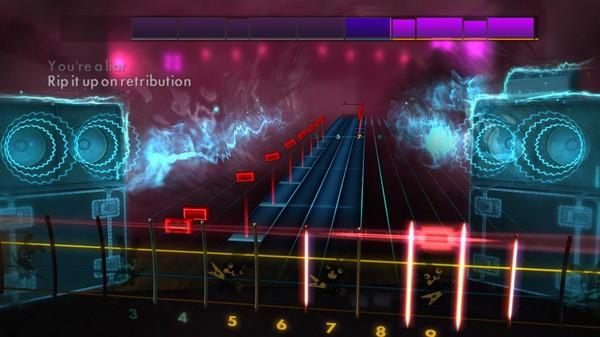 "Скриншот №5 к Rocksmith® 2014 Edition – Remastered – Green Day - ""Fire Ready Aim"""